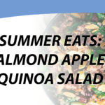 Nutrition: Almond Apple Quinoa Salad Recipe